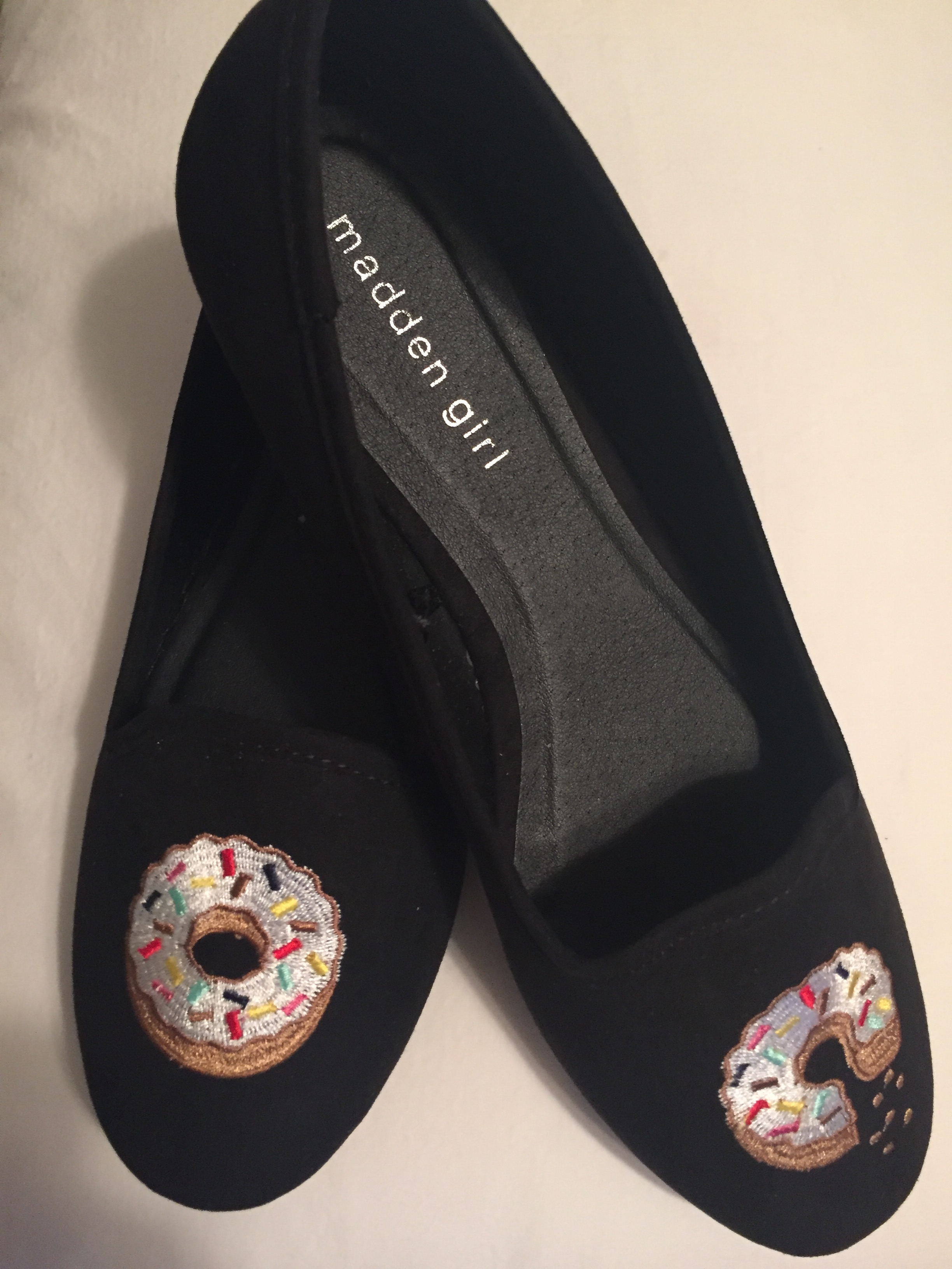 #fattofabover50 #donuts #shoes